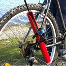 Fishing Rod Holder for Your Bike