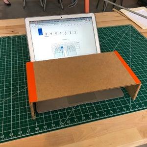 DIY Cardboard Keyboard Cover