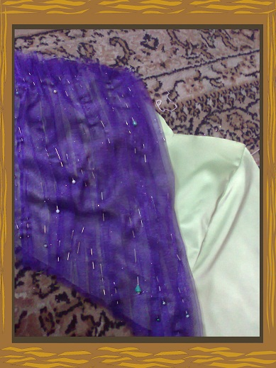 Picture of Draping Fabric
