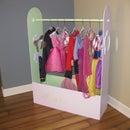 Dress-up Clothes Organizer