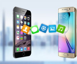 Ways to transfer SMS from Android to Android