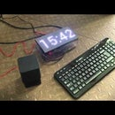 Hack a wireless keyboard into a remote sound box, thanks to TimeSquAir !
