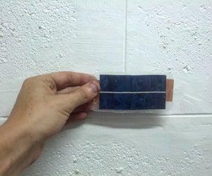 Make Rad Solar Panels in Minutes With a Sweet Desktop Laminator