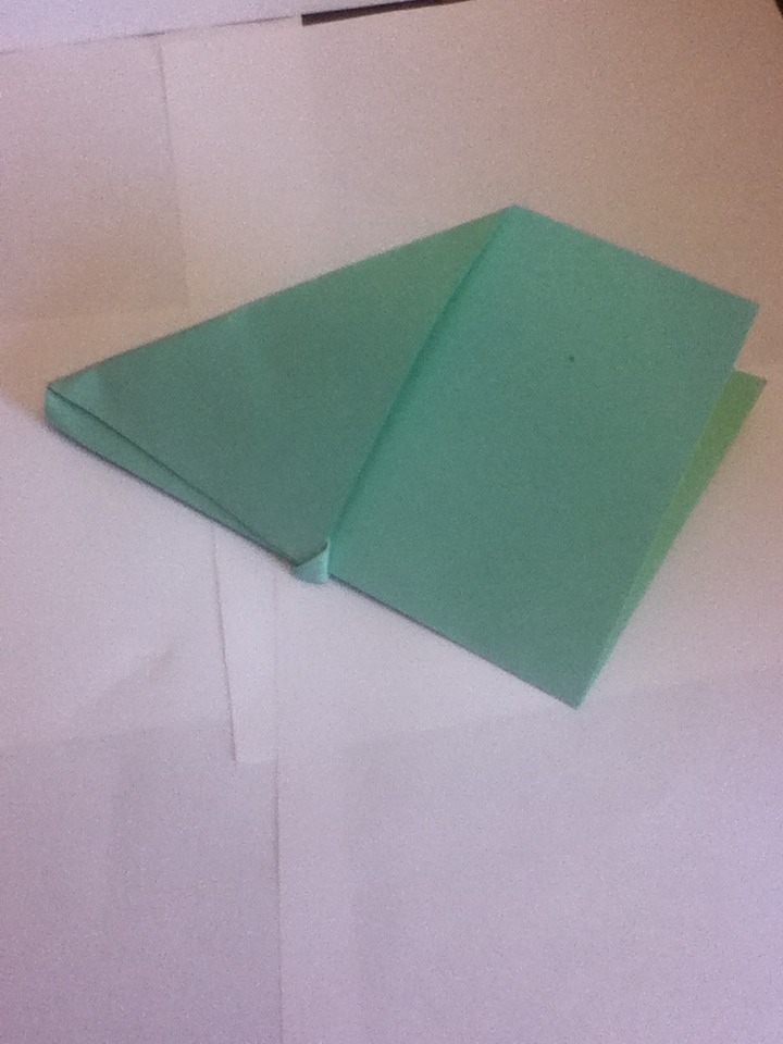 Picture of Step 6: Fold in Half the Other Way