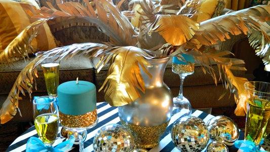 Kraft Paper Feathers