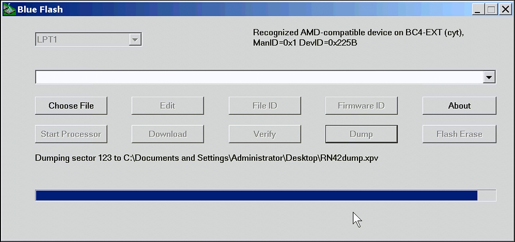 Picture of Dump the RN-42 Firmware