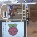 iPad controlled Raspberry Pi powering an EggBot