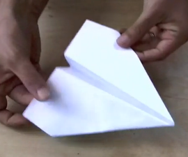 Paper Airplane in 30 seconds