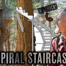 Treehouse Winding Staircase