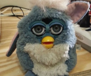 Hack Your Furby Into Zombie Furby!