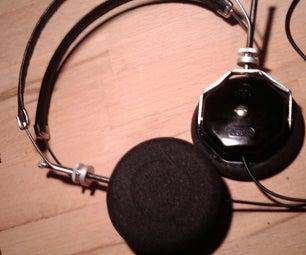 Dieselpunk Headphones