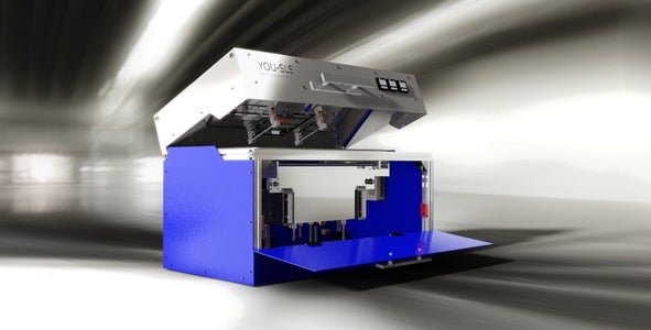 You-SLS: DIY Laser Sintering