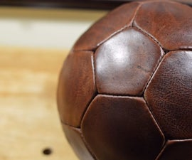 How to Make a Soccer by Hand