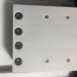 ​Z-plate Cut Drill and Assembly