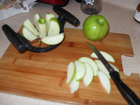 Picture of Cut Your Apples