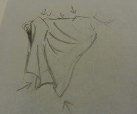 Drawing Anime Clothing Folds