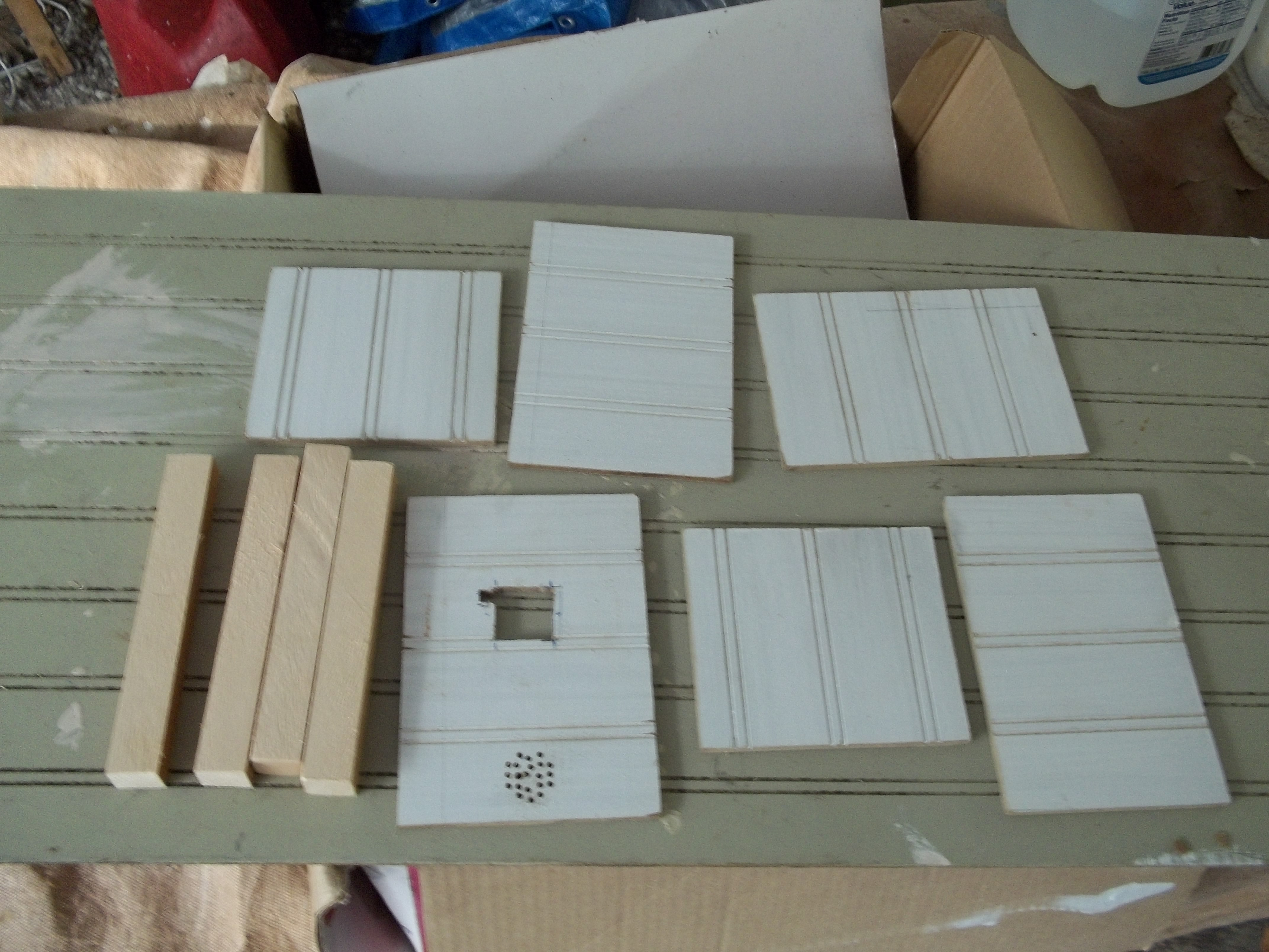 Picture of Build the Case: Prepare the Wood