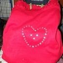 $2.49 Stroller Blanket