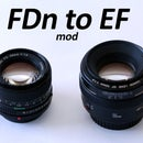 FDn to EF Mod (without glass) Easy Steps