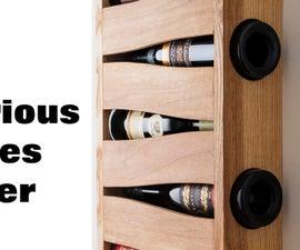 Mysterious Bottles Holder