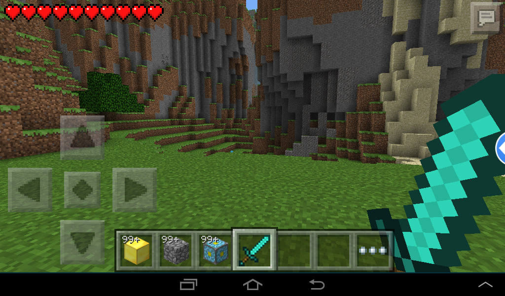 Picture of How to Make a Nether Reacter in Minecraft PE