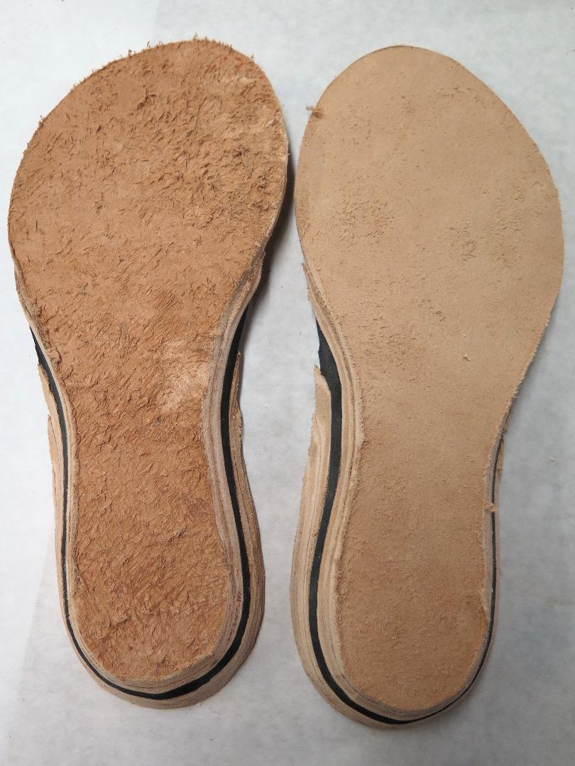 Picture of Sanding the Heel