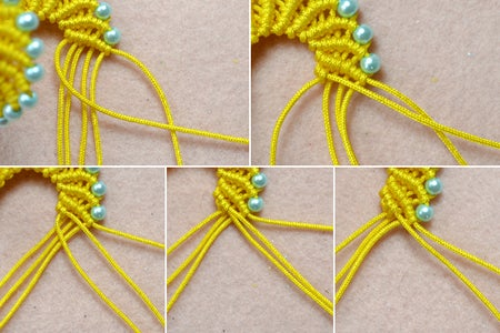 Fasten the Knitted Earring Patterns