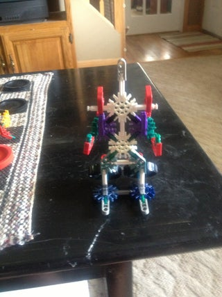 Knex Transformers Scout Motorcycle
