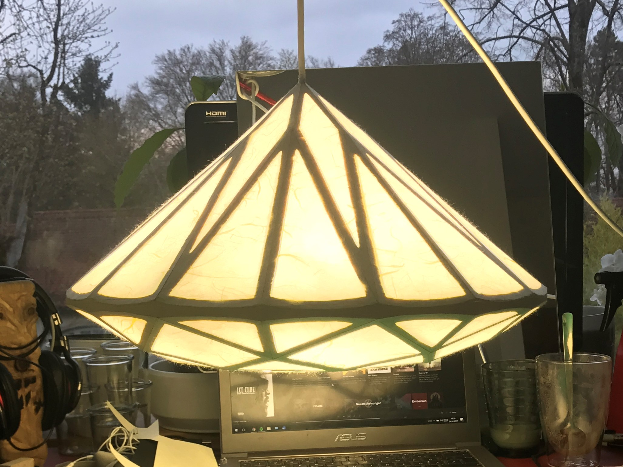 Picture of The DIAMOND Lamp