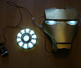 How to make an Iron Man Mask