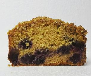Blueberry Spice Coffee Cake