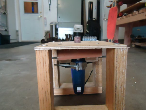 Rotery Tool Spindle Sander