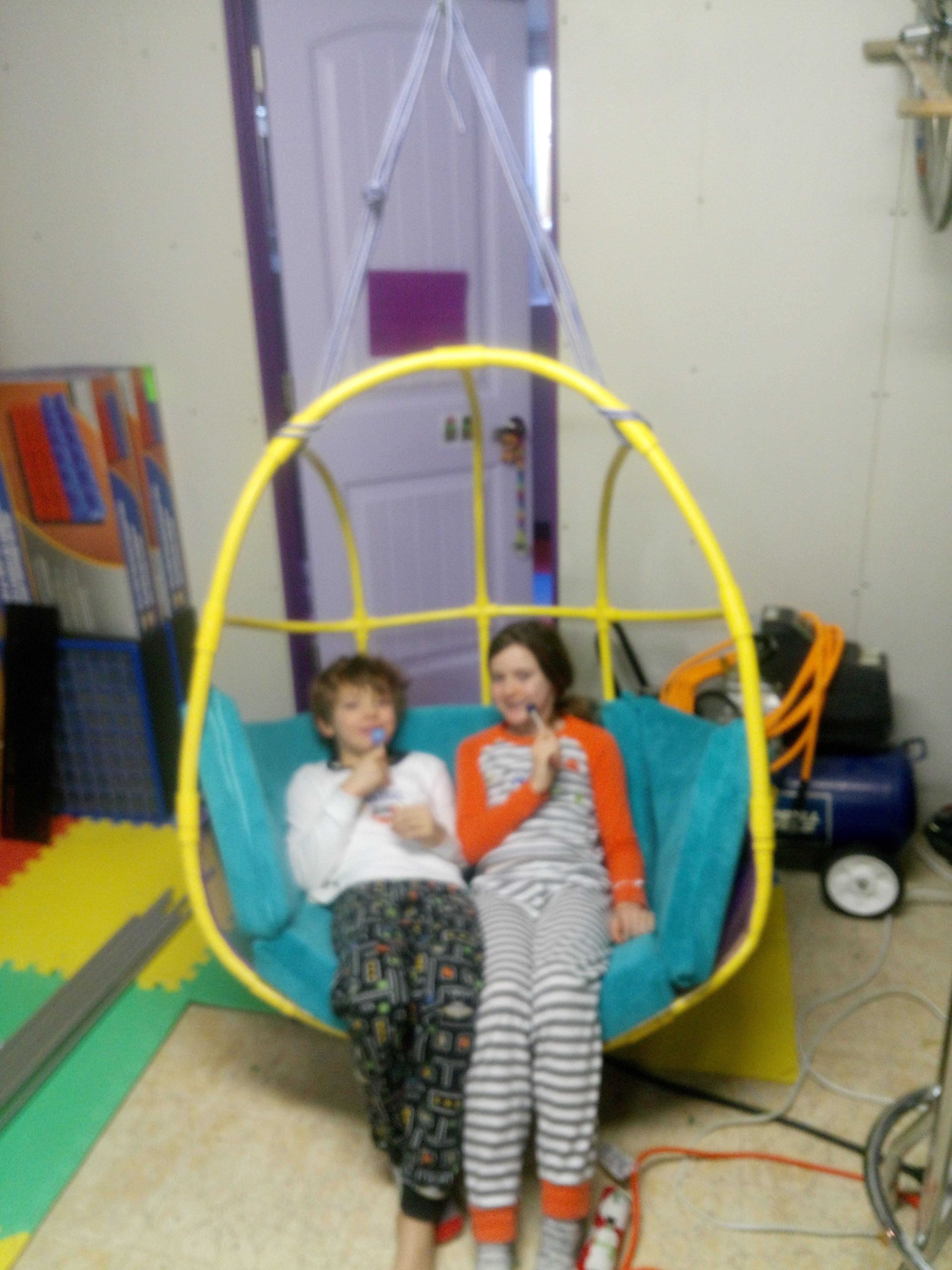 Picture of PVC Hanging Chair