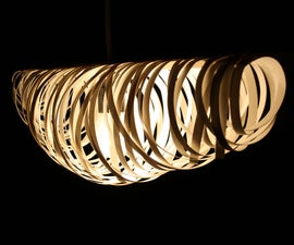 Nest - Sheet Lamp