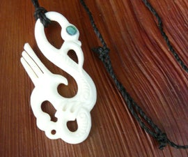 How to tie sliding adjustable knots for Maori Necklaces
