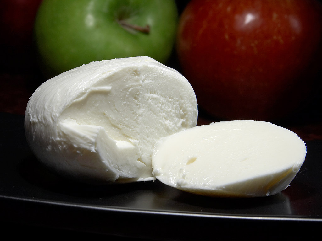 Picture of How to Make Great Homemade Mozzarella