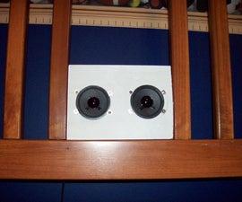 In-Bed Speakers