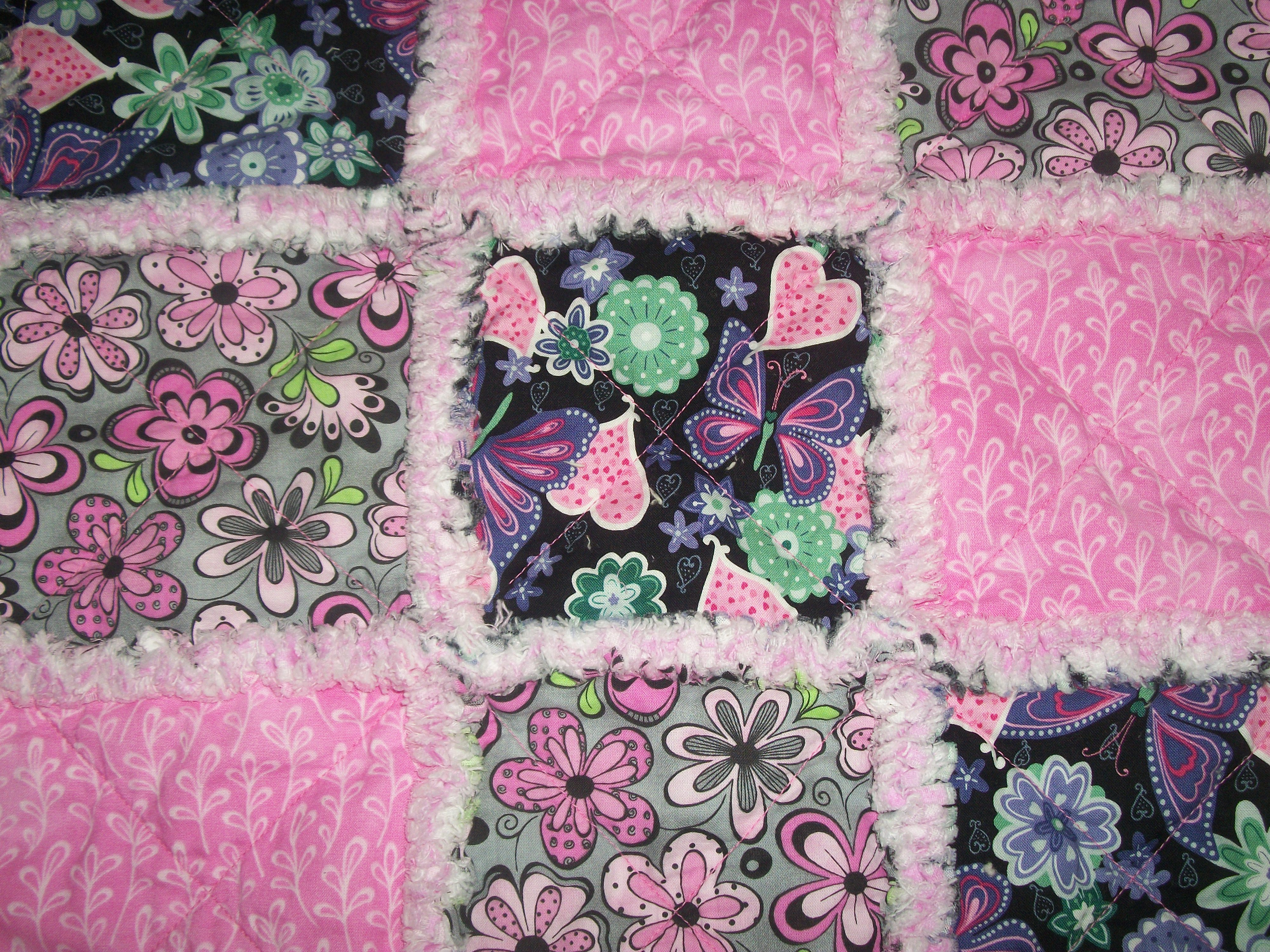 Picture of Making a Rag Quilt