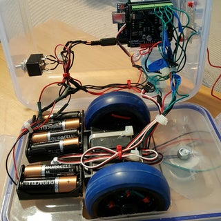 Telepresence Robot: Shields and Modules