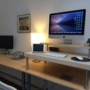 Another All Ikea Standing Desk