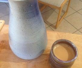 Indian Masala Chai (Spiced Tea)