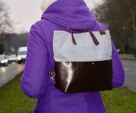 Convertible Backpack / Tote Bag