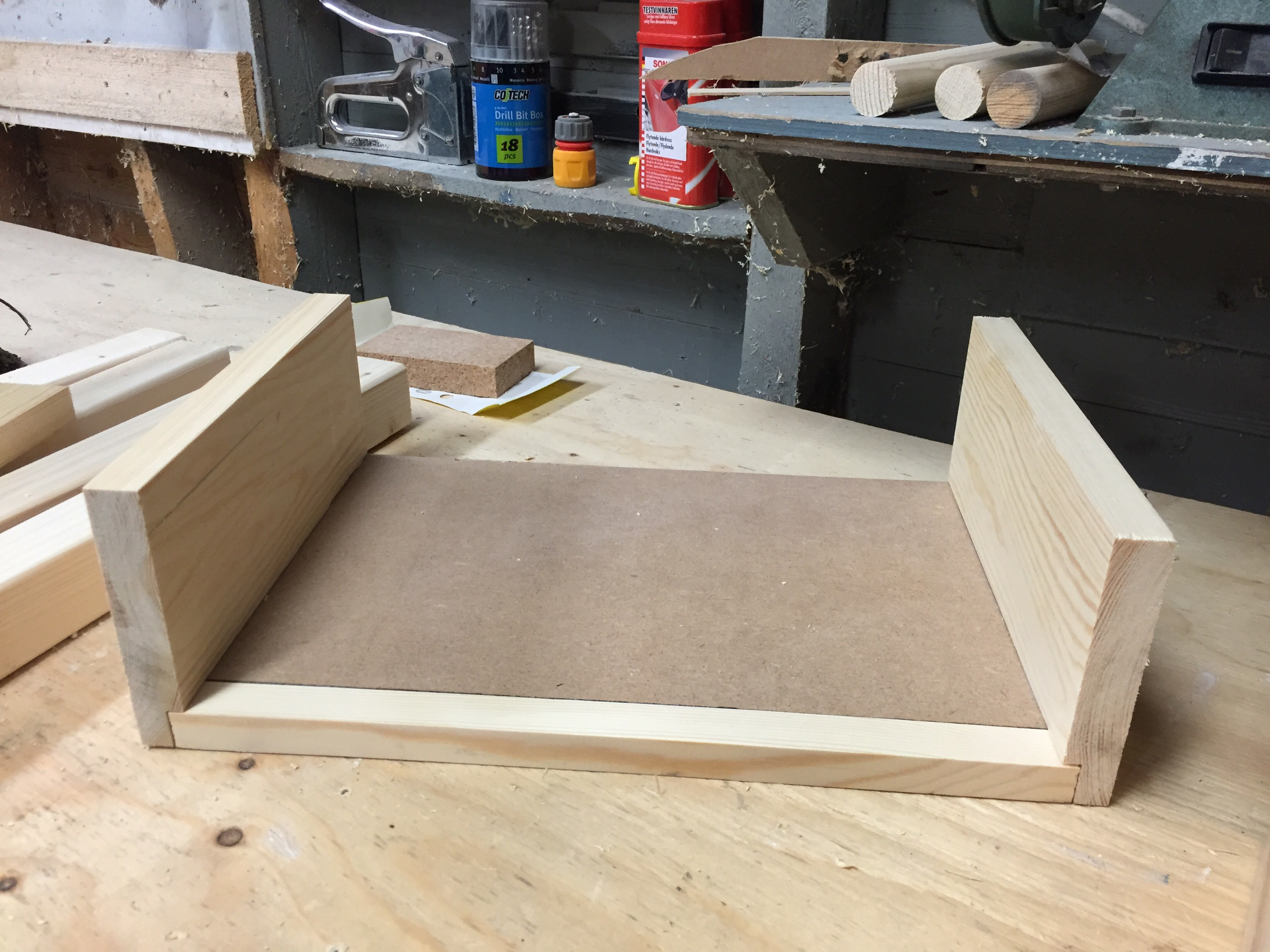 Picture of Making the Box