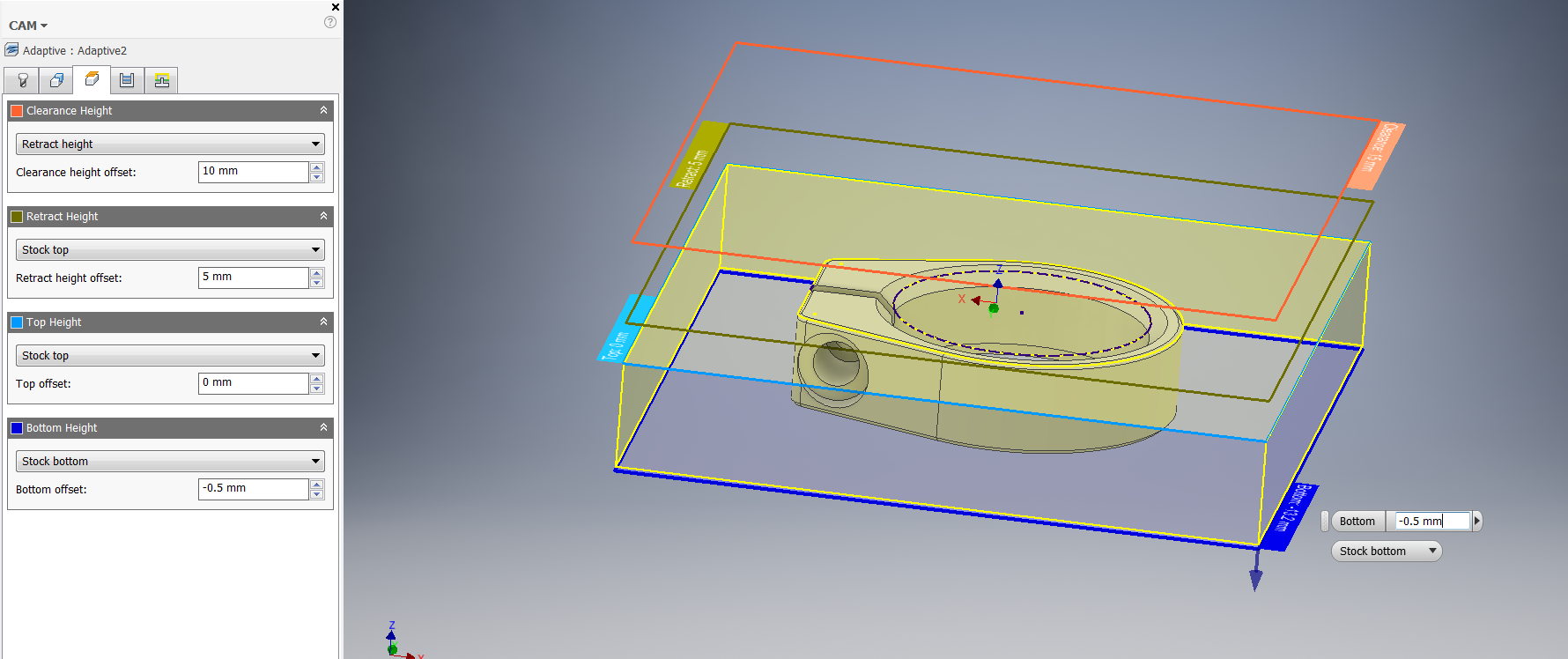 Picture of 3D Milling: Adaptive