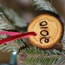 "Christmas ""Tree"" Ornaments"
