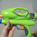 Airtech 2000 Nerf Gun Modification