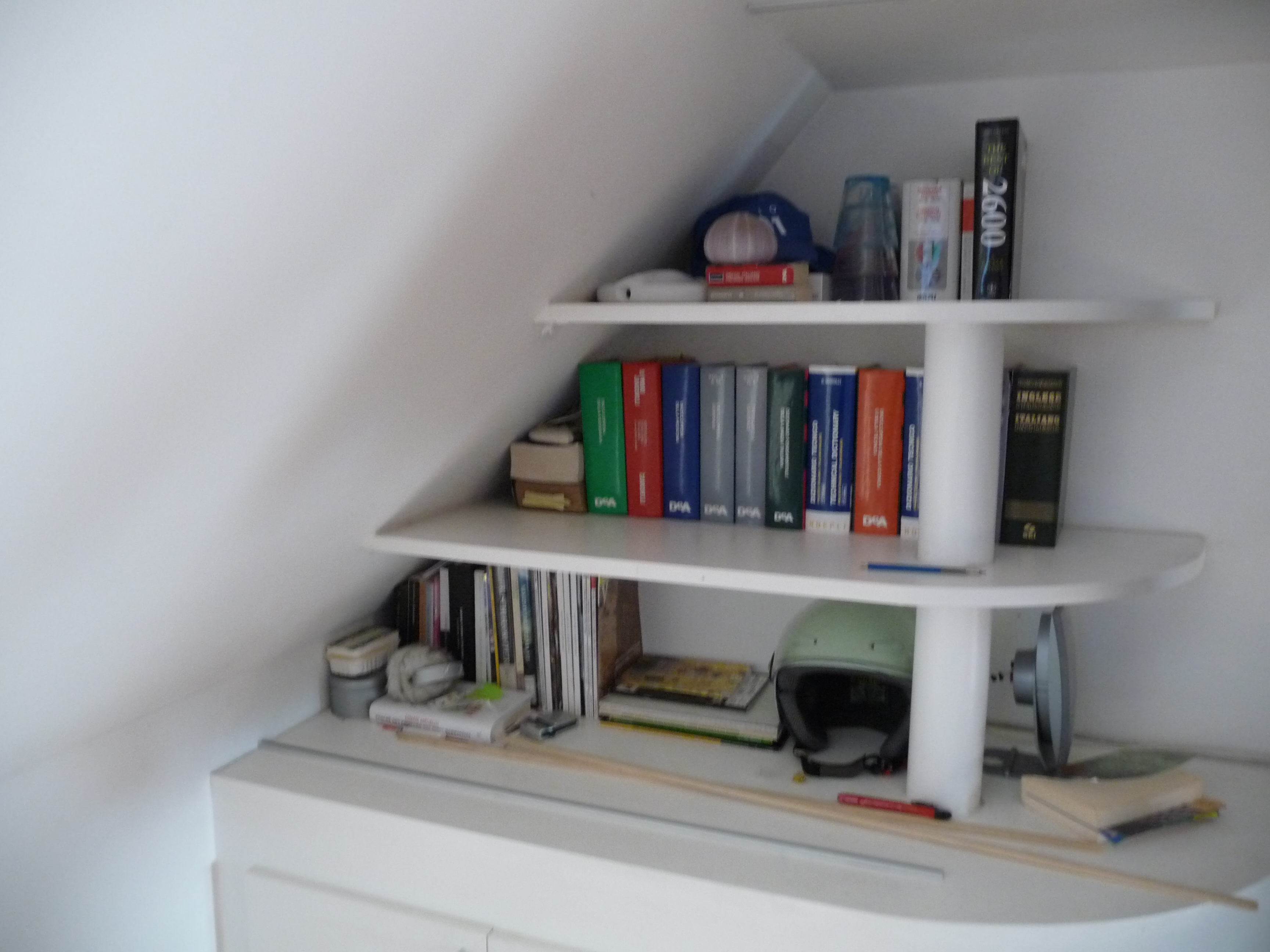 Picture of Measure Your Bookshelf and Cut the Plexiglass