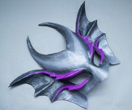 Easy Paper Mache Mask