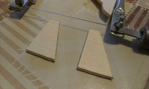 Cut Other Wooden Parts