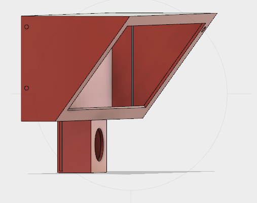Picture of Housing Designing in Fusion 360